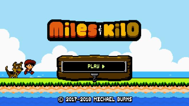 Miles & Kilo Main